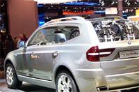 【2003年デトロイトショー】BMW「Xアクティビティ」