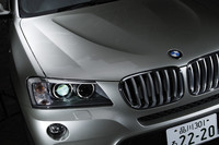 BMW X3 xDrive35i(4WD/8AT)【ブリーフテスト】