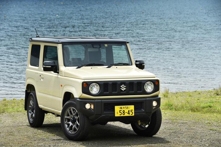 スズキ・ジムニーXC(4WD/4AT)...