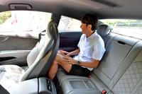 谷口信輝の新車試乗――アウディS5クーペ(後編)の画像