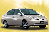トヨタ「クルーガーV」「プリウス」「イプサム」特別仕様車の画像