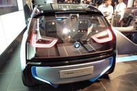 BMW、「i3」と「i8」を先行披露の画像