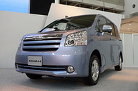 5ナンバーミニバン「トヨタ・ノア/ボクシー」がフルモデルチェンジ