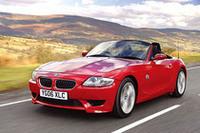 「BMW Z4」の装備充実、お値段は据え置きの画像
