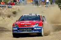 【WRC 2005】第6戦キプロス、サファリを思わせるサバイバルラリーで、ロウブ+シトロエンが今季4勝目!の画像
