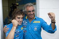 【F1 2005】アロンソ、2007年にマクラーレンへ電撃移籍!の画像