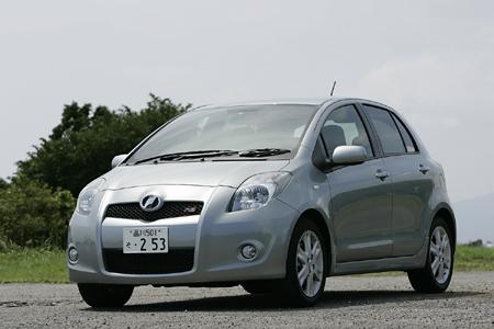 トヨタ・ヴィッツRS (5MT)【ブリーフテスト】