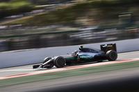 ハミルトンのグリッド降格ペナルティーで楽なレース展開となったロズベルグは今季6勝目をマーク。チャンピオンシップをリードするハミルトンとのポイント差を19点から9点に縮めた。(Photo=Mercedes)