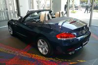 新型「BMW Z4」発売、リトラクタブルハードトップを採用の画像