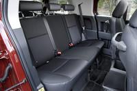 トヨタFJクルーザー(4WD/5AT)【試乗記】の画像