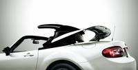 マツダ・ロードスターの特別仕様車「BLACK TUNED」発売