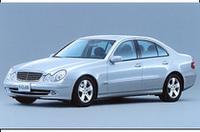 メルセデスベンツ「Eクラスセダン」に4WDモデルの画像