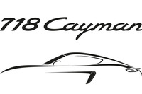 「718」という車名は1957年にデビューした同名のレーシングカーにちなんでいるという。