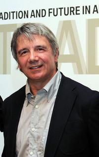 ドナート・ココ氏。2011年5月22日イタリア・コモで開催されたBMWデザイントークで。