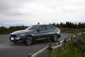BMW 335iグランツーリスモ スポーツ(FR/8AT)【試乗記】