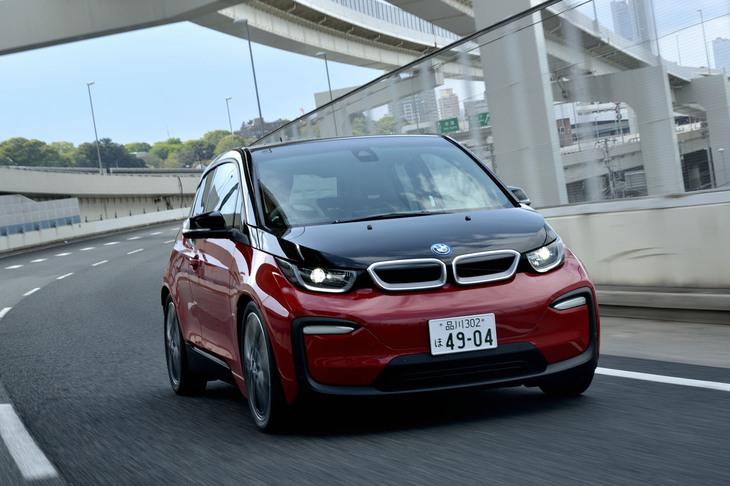 BMW i3ロッジ(RR)【試乗記】