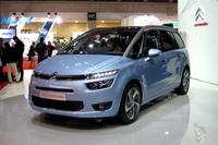 シトロエン、新型「グランドC4ピカソ」を公開【東京モーターショー2013】の画像