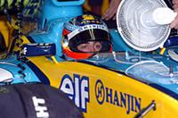 序盤3戦を終え、首位フェラーリとは29点差のコンストラクターズランキング2位。フェルナンド・アロンソ(写真)、ヤルノ・トゥルーリとも、ドライバーズランキング5位タイだ。