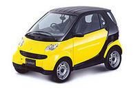 「スマートK」に黄色い特別限定車の画像