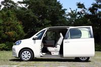 トヨタ・ポルテ1.5G(FF/CVT)/スペイド13X(FF/CVT)【試乗記】の画像