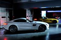 「メルセデスAMG GT S」