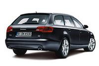 「アウディA6」に豪華内装&スポーティ外観の特別仕様車