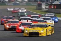 第7戦もてぎ 決勝レース結果【SUPER GT 08 速報】の画像