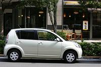 トヨタ・パッソG Fパッケージ(4AT)【ブリーフテスト】の画像