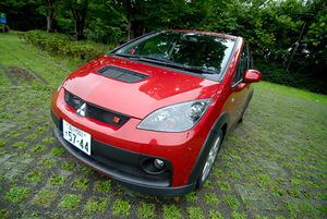 三菱コルト・ラリーアート Version-R(FF/5MT)【試乗記】