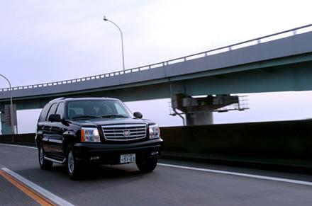 キャディラック・エスカレード【試乗記】