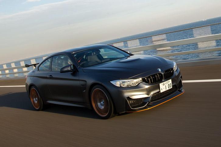 BMW M4 GTS(FR/7AT)【試乗記】