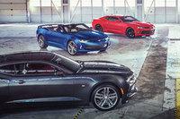 GMジャパン、新型「シボレー・カマロ」を11月に発売の画像