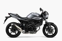"""スズキ、""""ネオレトロ""""な新型「SV650X ABS」を発売の画像"""