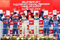 第4戦セパン、オリベイラ・荒組のZが安定した走りで初優勝!【SUPER GT 07】