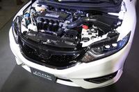 パワーユニットは、1.5リッターエンジンにモーターを組み合わせたハイブリッドのみとなる。