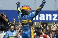 【F1 2005】第10戦フランスGP、ルノーの地元でアロンソ5勝目!の画像