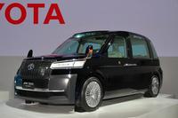 トヨタJPNタクシー コンセプト