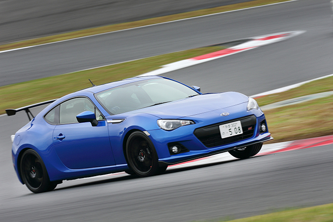 スバルBRZ tS GT PACKAGE(FR/6MT)【試乗記】