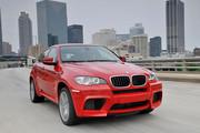 BMW X6 M(4WD/6AT)【海外試乗記】