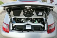 ポルシェ911ターボ(4WD/6MT)/911ターボ(4WD/5AT)【海外試乗記(前編)】の画像