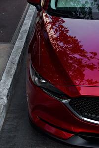 【LAショー2016】マツダ、2代目となる新型「CX-5」を世界初公開の画像