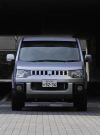 三菱デリカD:5 Gプレミアム(4WD/CVT)【試乗記】の画像