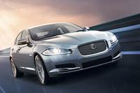 「ジャガーXF」2リッターモデルの燃費がアップの画像
