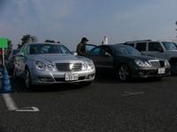 【JAIA2007】新型Cクラスは夏頃に上陸!(メルセデス・ベンツ)