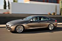 「BMW 6シリーズ グランクーペ」