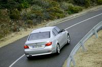 BMW530i(6MT&6AT)【海外試乗記】の画像