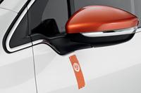 「プジョー208」に全仏オープン仕様の限定車の画像