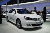 中国専用車「VWラヴィーダ」のブルーモーション仕様。