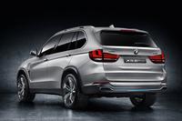「BMW X5」にプラグインハイブリッド車【フランクフルトショー2013】の画像