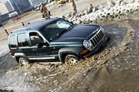 「ジープ」と泥にまみれる2日間、「ジープ・エクスペリエンス」開催